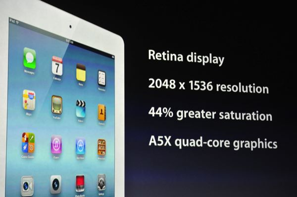 Apple iPad Retina Display 1 1