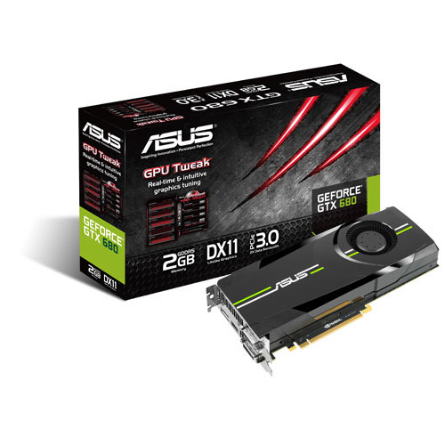 Asus GeForce GTX 680 0