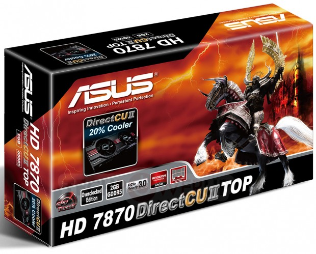 Asus Radeon HD 7870 DirectCu II TOP 620x499 0