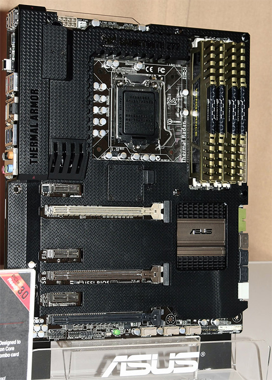 Asus TUF Sabertooth Z77 0
