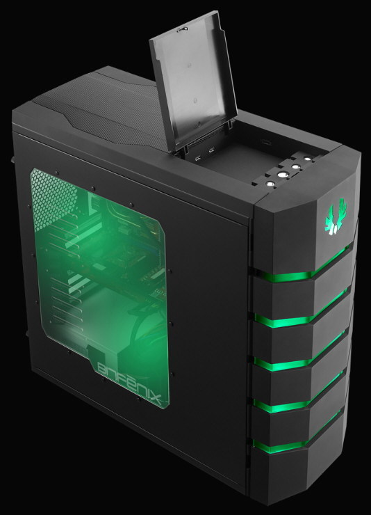 BitFenix Colossus Window 0