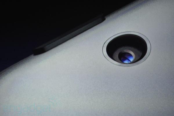 Cámara iPad HD 1 7