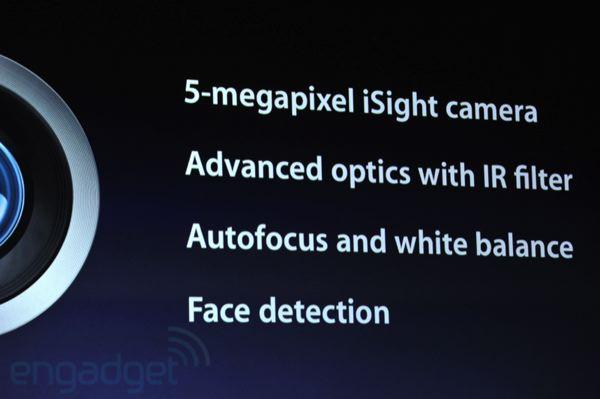 Cámara iPad HD 3 9