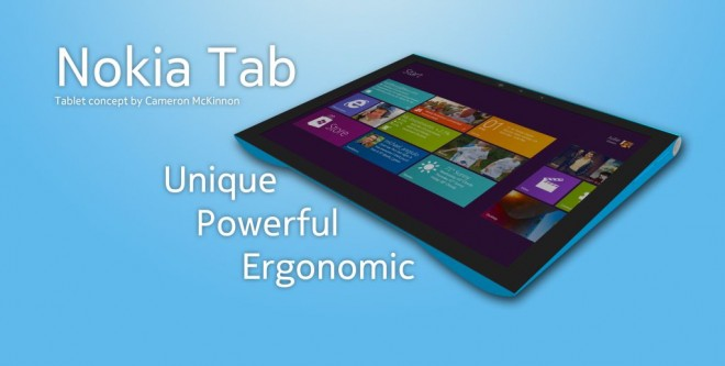 Nokia prepara una tablet con Qualcomm Snapdragon y Windows 8