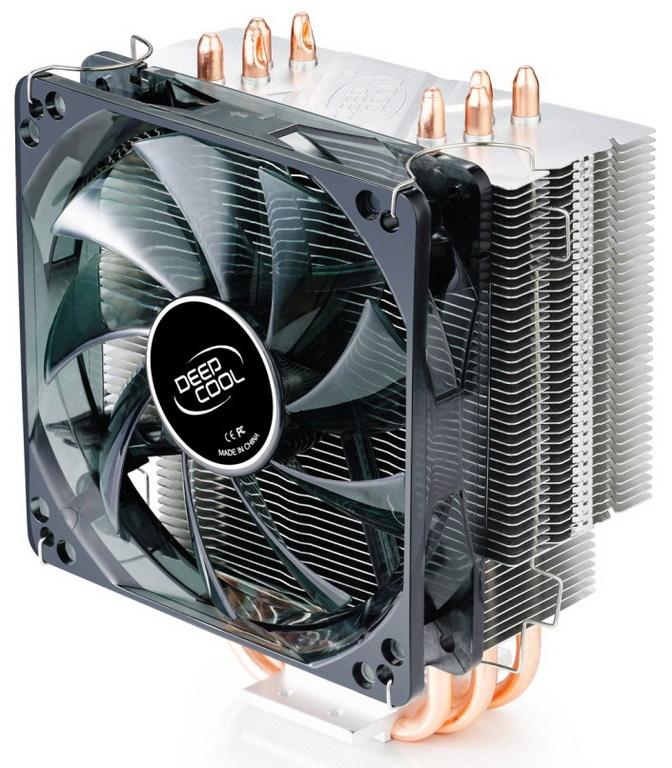 Deepcool lanza el disipador CPU GAMMAXX 400