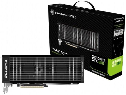 Gainward GeForce GTX 680 Phantom1 0