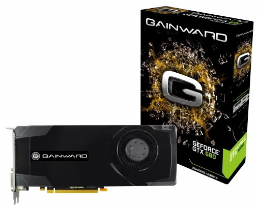 Gainward GeForce GTX 680 0
