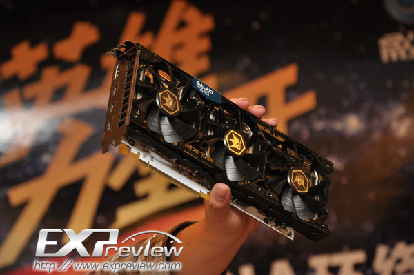 Galaxy GeForce GTX 680 Hall of Fame Edition 5 4