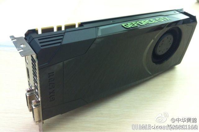 Nvidia GeForce GTX 680: Especificaciones filtradas