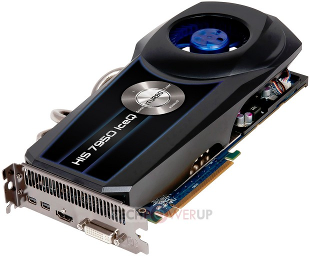 HIS HD 7950 IceQ Turbo 620x512 0