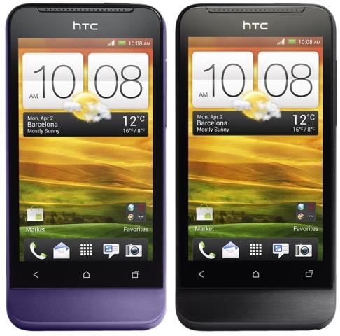 HTC One V 0