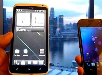 HTC One X vs Sony Xperia S vs Samsung Galaxy Nexus: Duelo de cámaras