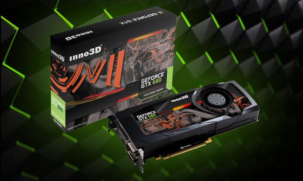 Inno3D GeForce GTX 680 0