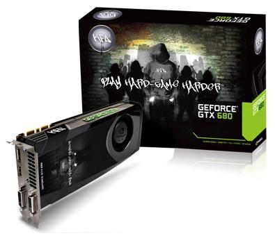 KFA2 GeForce GTX 680 0