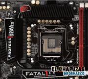 ASRock prepara una par de placas Z77 Fatal1ty Professional
