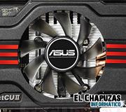Logo Asus Radeon HD 7870 DirectCu II TOP