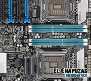 CeBIT: Asus Z9PE-D8 WS