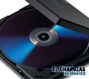 Buffalo lanza la nueva grabadora Blu-ray portátil BRXL-CSPI6U2-BK