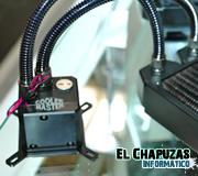 CeBIT: Refrigeración líquida Cooler Master Eisberg 240/120
