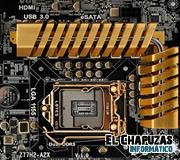 CeBIT: ECS Z77H2-AX y Z77H2-A2X