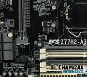 CeBIT: ECS Z77H2-A3