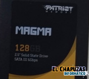 CeBIT: SSD Patriot Memory Magma