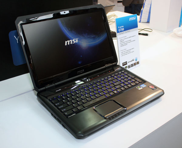 MSI GT60 0