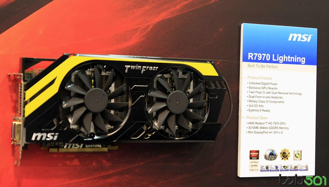 ¿AMD Radeon HD 7990 en abril?