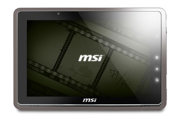 MSI WinPad 110W 3