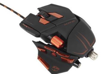 Mad Catz lanza el ratón gaming Cyborg M.M.O.7