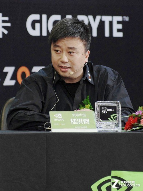 Manager General de Zotac Mr. Kwai 0