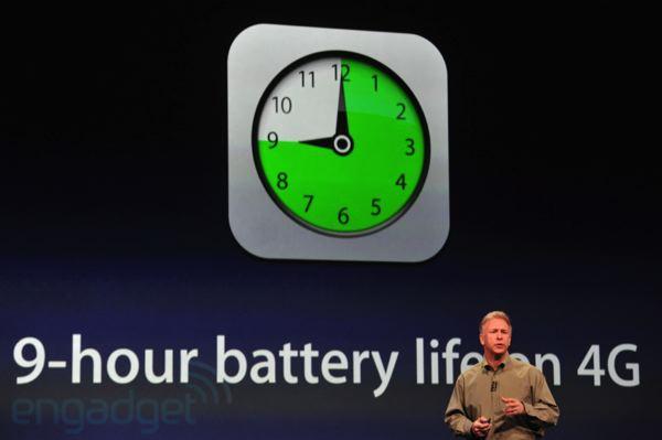 Nuevo iPad autonomía 4G LTE 13