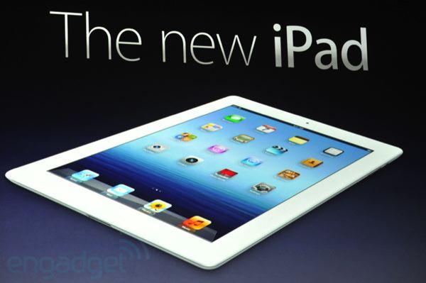 Nuevo iPad 0