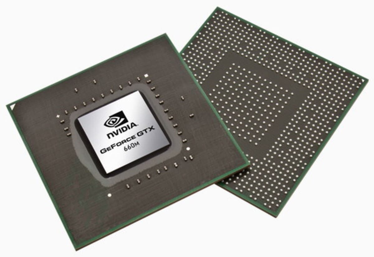 Nvidia GeForce GTX 660M 0