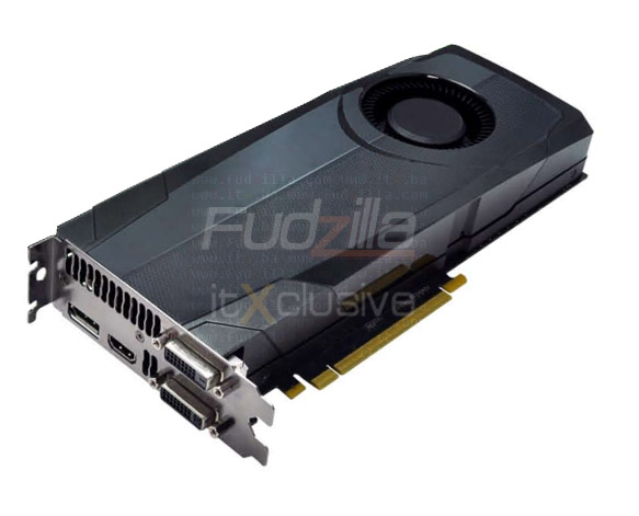 Nvidia GeForce GTX 680 11 0