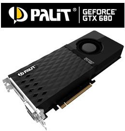 Palit GeForce GTX 680 1 1