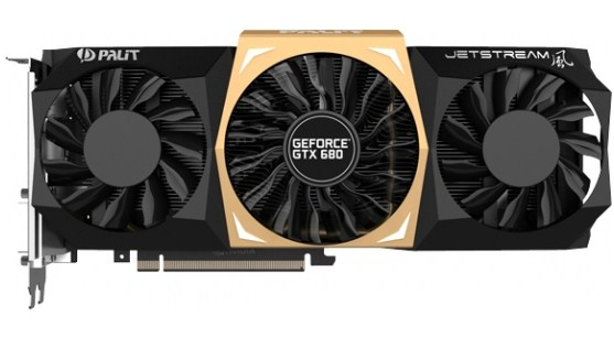 Palit GeForce GTX 680 JetStream 1 1