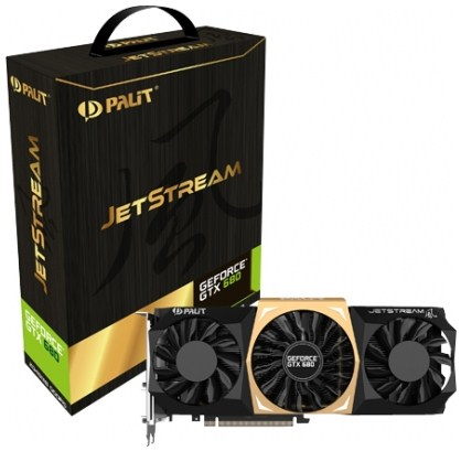 Palit GeForce GTX 680 JetStream 0
