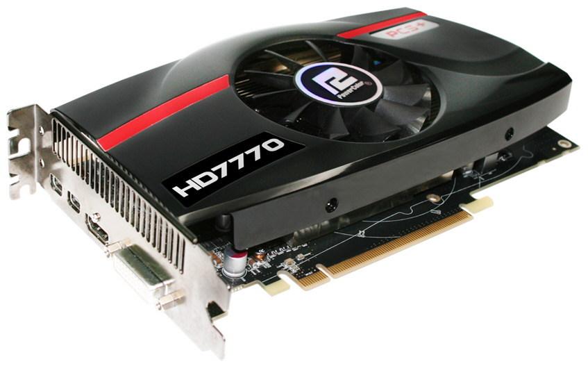 PowerColor lanza la PCS+ HD 7770 GHz Edition