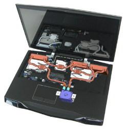 Refrigeración líquida portátil Asetek