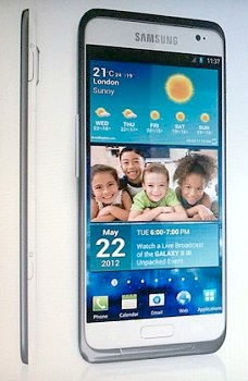 Samsung Galaxy S III1 0