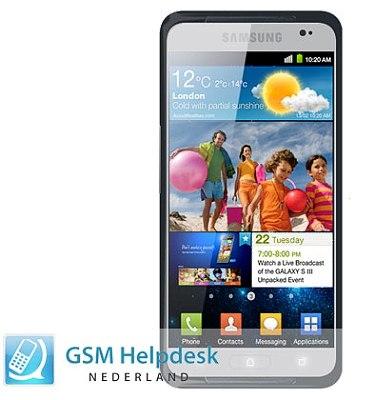 Samsung Galaxy S III2 0
