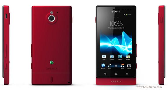 Sony Xperia Sola 0