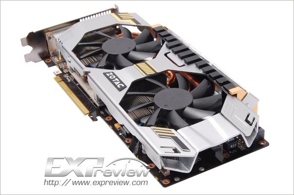 Zotac GeForce GTX 680 Extreme Edition 5 4