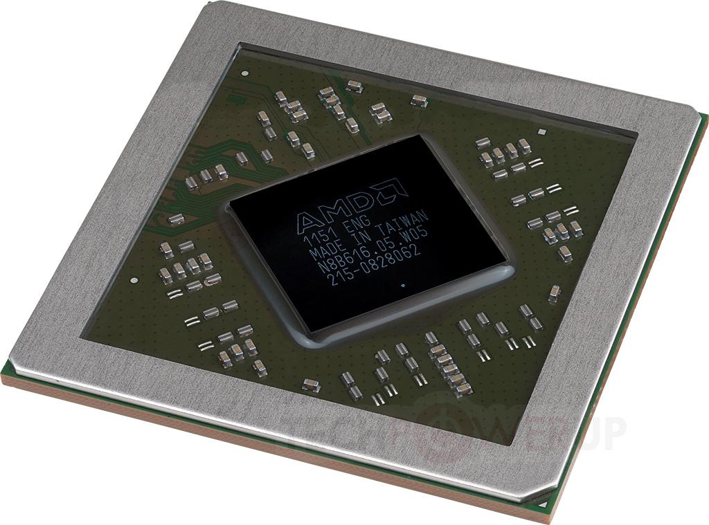 AMD Radeon HD 8800M Series listada en los nuevos Drivers
