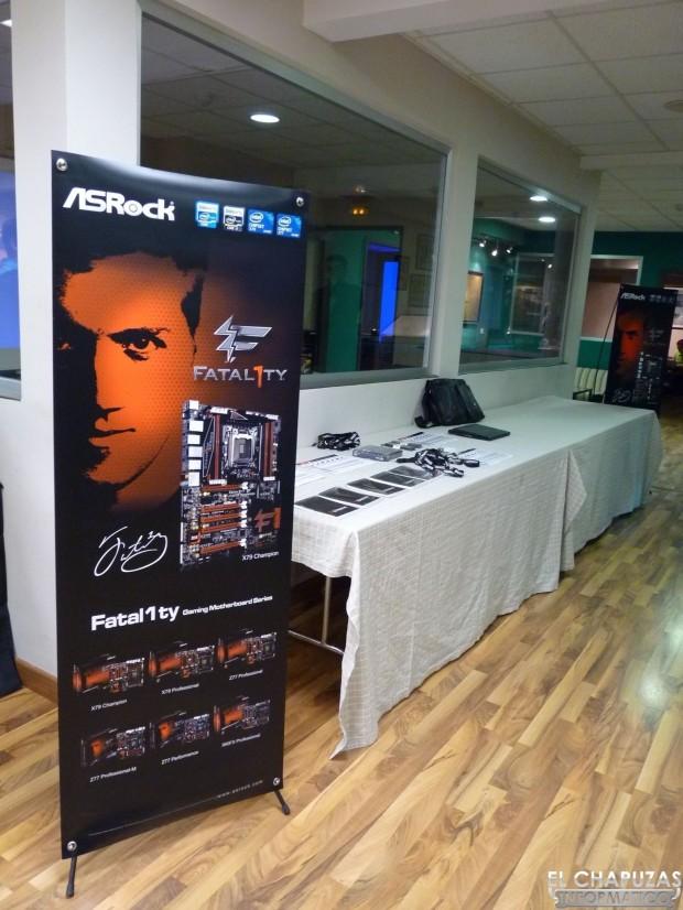 ASRock GLOBAL TOUR 2012 3 620x826 Asistimos al evento ASRock GLOBAL TOUR 2012