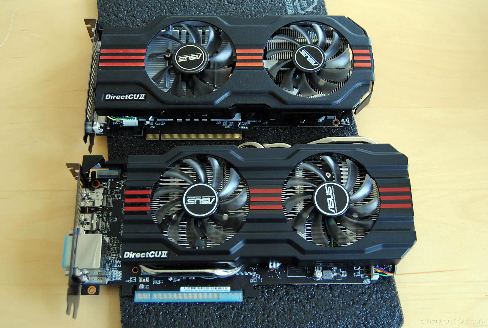 Asus equipa la 2ª Rev Direct CU II a la Radeon HD 7870