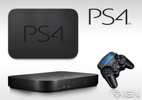 Concepto PlayStation 4 0