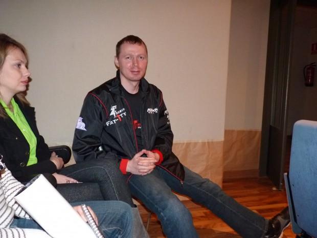 Cooler Master White Ra ASRock GLOBAL TOUR 2012 2 620x465 Asistimos al evento ASRock GLOBAL TOUR 2012