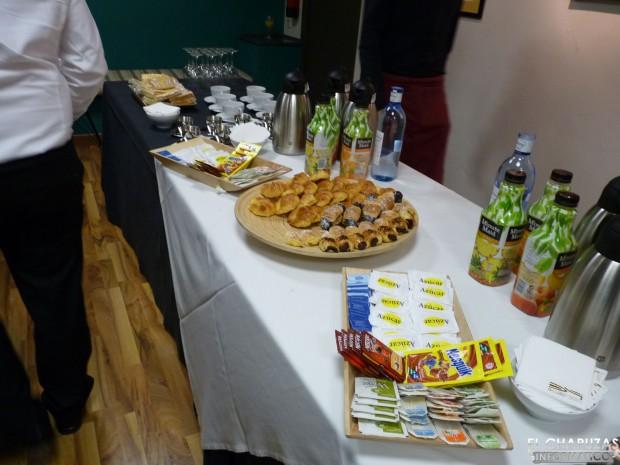 Desayuno Catering ASRock GLOBAL TOUR 2012 3 620x465 Asistimos al evento ASRock GLOBAL TOUR 2012